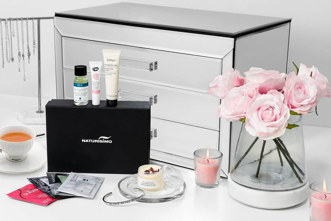 SkinStore x Philip Kingsley Limited Edition Beauty Box купить