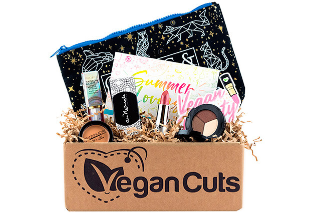 Vegan Cuts Makeup Box купить