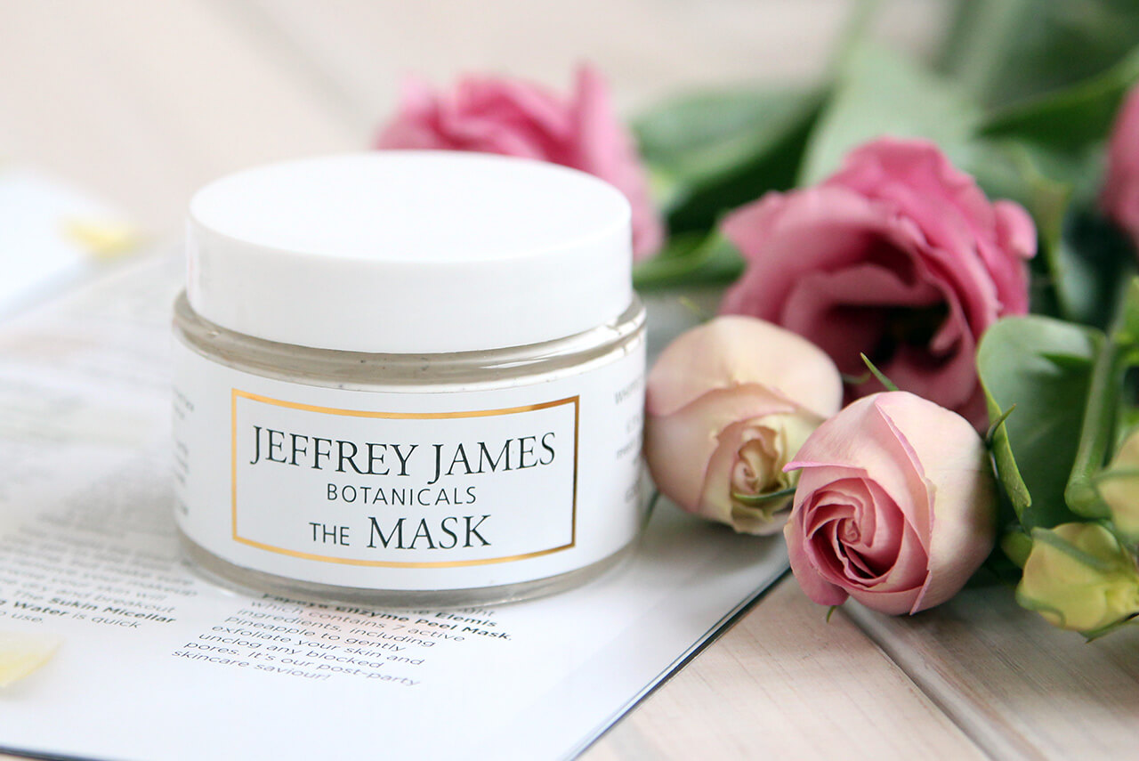 Jeffrey James Botanicals Whipped Raspberry Mud Mask отзывы